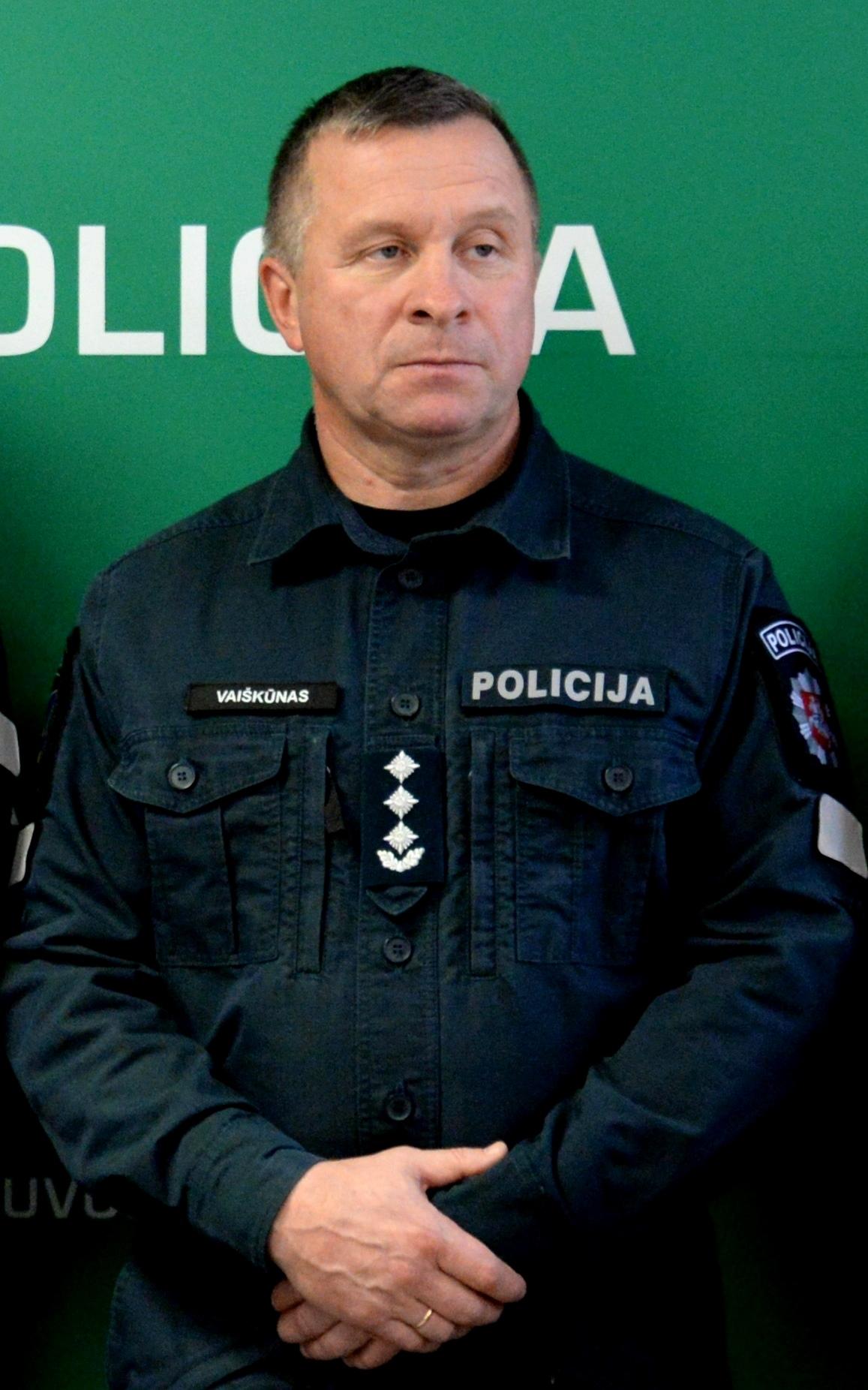 POLICIJA PRAŠO - IŠLIKIME RAMŪS, SUSITELKĘ, SĄMONINGI IR ATSAKINGI